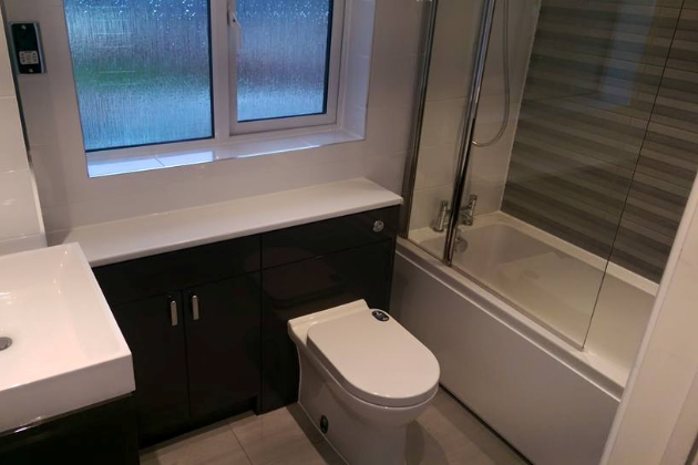 New Bathroom East Hunsbury | Terry Burgin Plumbing and Heating Engineer | Northampton