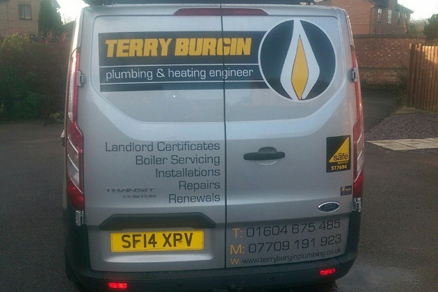 Terry Burgin Plumbing and Heating Engineer | Northampton